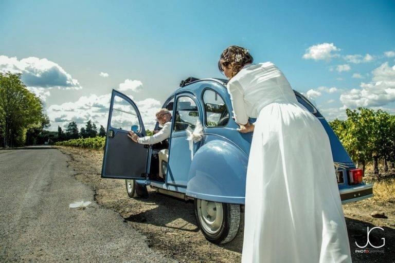 JG photographie mariage de diego christelle