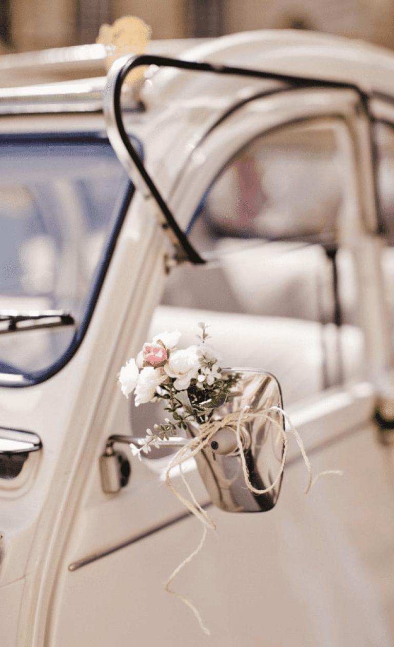 deco mariage maguerite deuche-forever