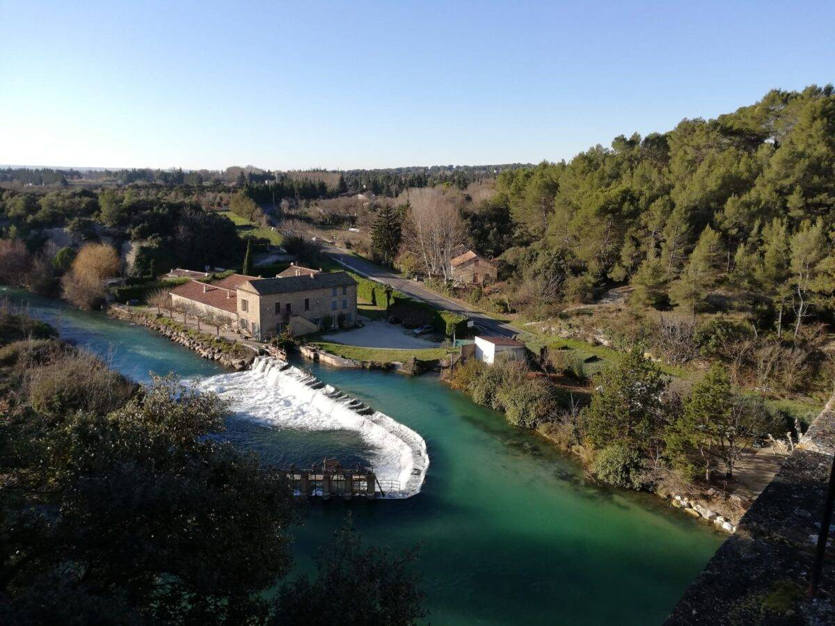 organiser ses vacances en Provence en famille - Fontaine de Vaucluse